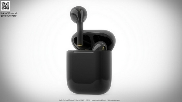 新型AirPods2の発売日は2019年3月!新色の黒とワイヤレス充電ケースが発売間近か?