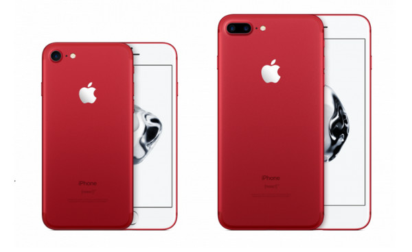 アイフォン7(プラス)赤の在庫を発見!限定色の「レッド」を入手する方法