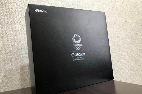 GalaxyS10+オリンピックモデル